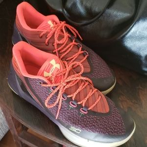 """🏀Under Armour Curry 3 Low """"Full Circle"""" 12"""